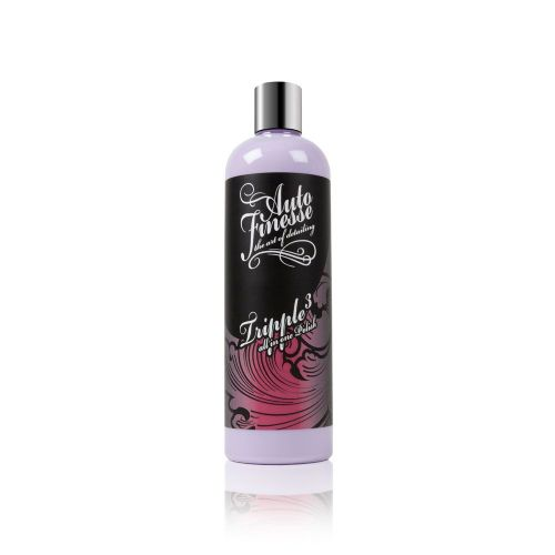 Auto Finesse Tripple All in One Cleaner Polish 500ml